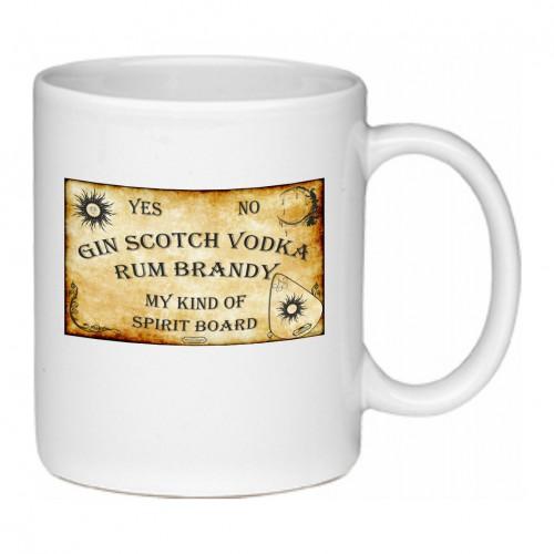 My Kind Of Spirit Board Mug
