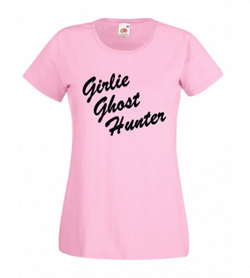 Girlie Ghost Hunter T-Shirt