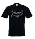 black Ouija T-Shirt