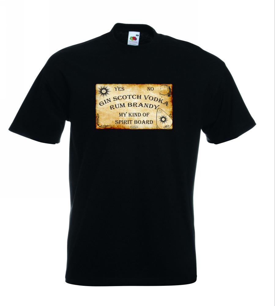My Kind Of Spirit Board Black TShirt