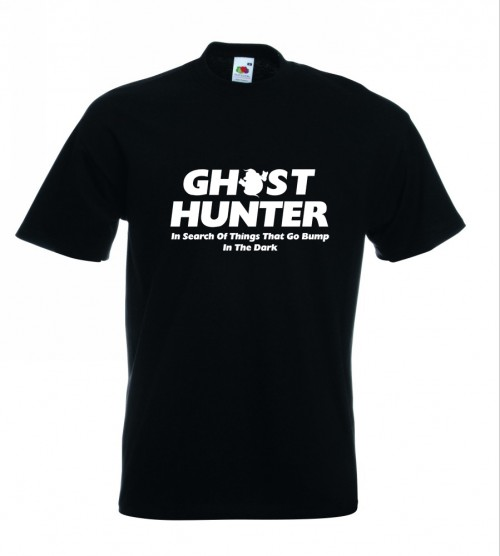 Ghost Hunter T-Shirt